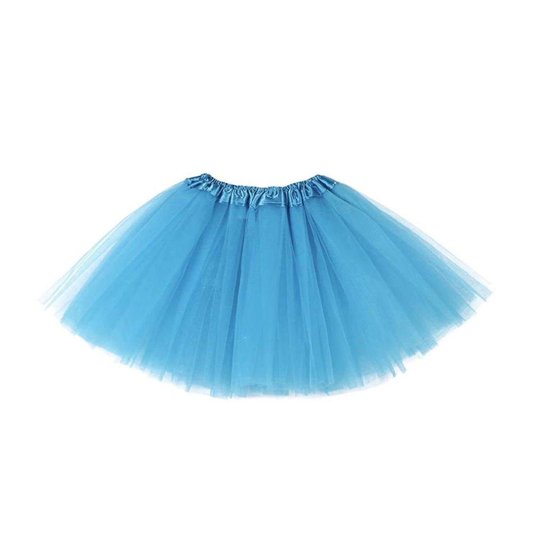 2833bf7f2 Inkach Baby Girls Tutu Skirt - Toddler Ballet Skirts Fluffy Petticoat Party Tulle  Skirt Costume