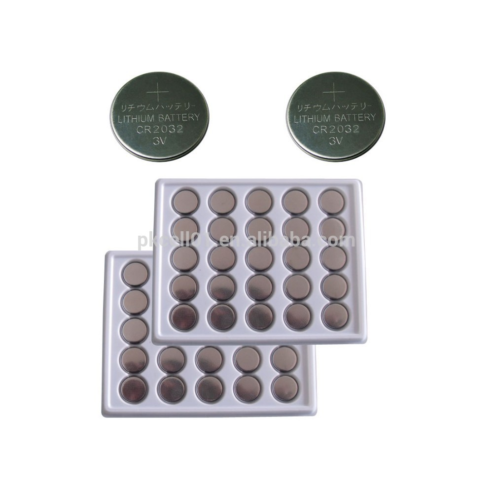 PKCELL 3.0V CR2032 Button cell watch battery