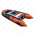 Hot sale durable and convenient pvc fishing inflatable boat with CE certificate