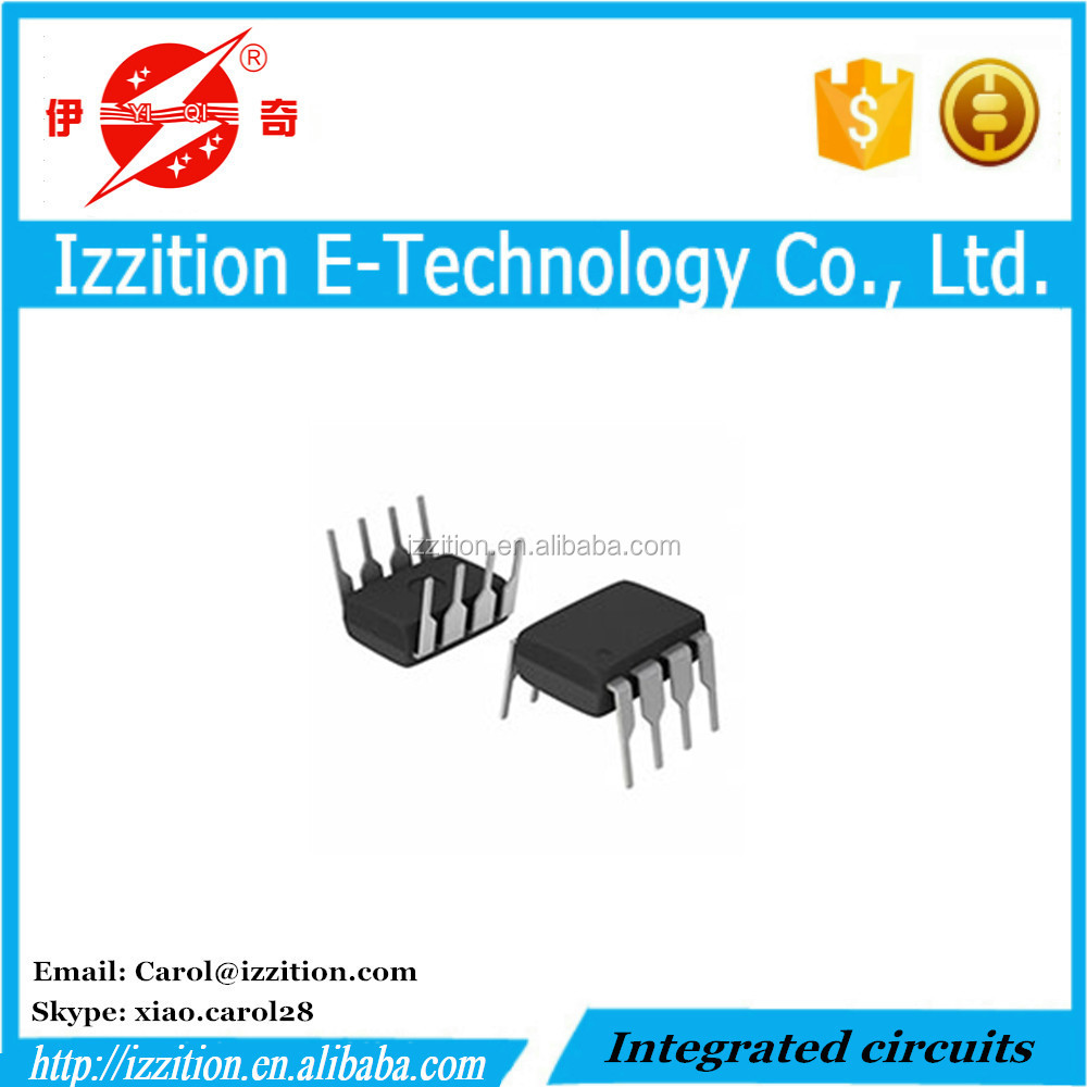 New IC chips LM2903P IC DUAL DIFF COMPARATOR 8-DIP electronic components ic supply