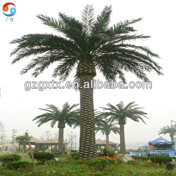 Coconut Palm Tree Gx002 Outdoor Artificial Trees