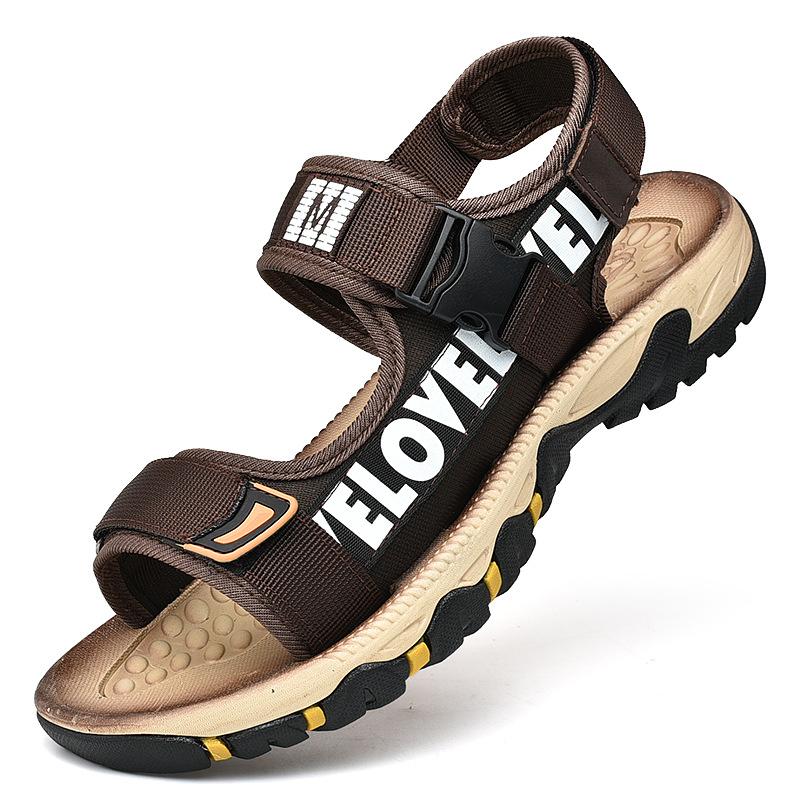 In Stock Summer Season Men Beach Sandals Best Quality Sandals