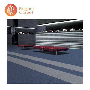 modern commercial grade 100 nylon Carpet Tile with good quality