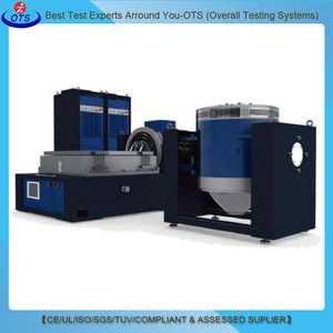 Automatic bearing Vibration testing machine/ mechanical measuring instrument/ laboratory shaker table