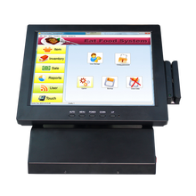 12 All in One POS- POS8812A Cheap POS System for Resaurant from ComPOS Tech