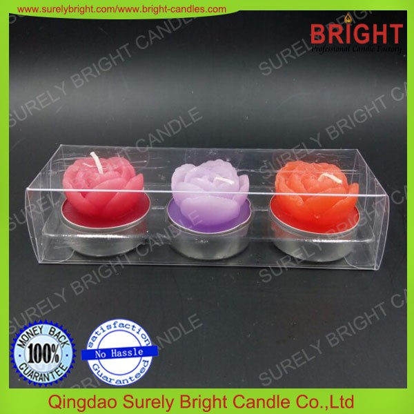 White Unscented Wholesale Cheap Tealight Light Candle