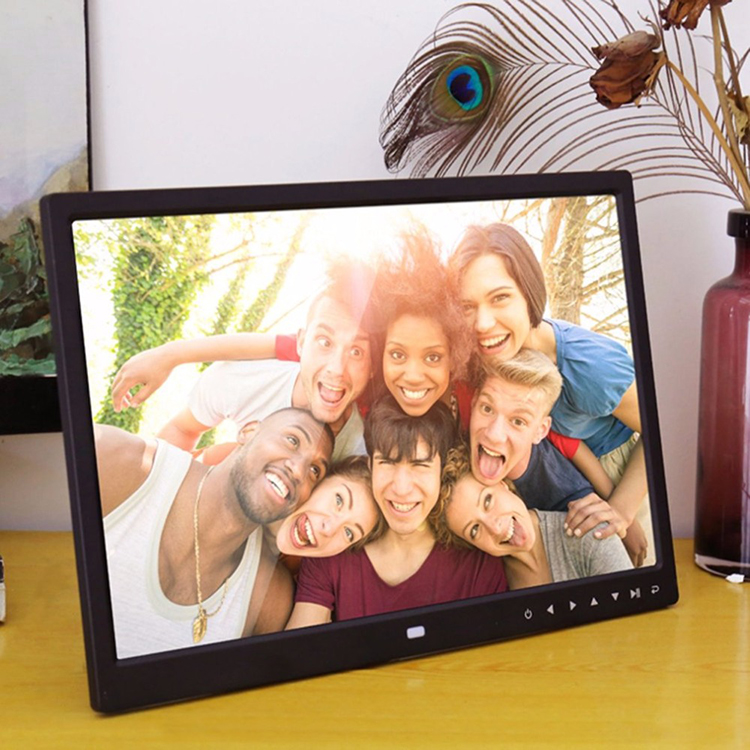 Digital Photo Frame Ultra Thin High Definition Electronic