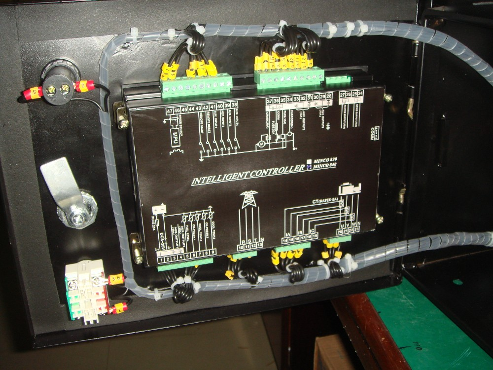 Mc8400 Ats Controller Automatic Transfer Switch Generator