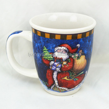 christmas mugs wholesale cheap ceramic mugs for christmas 3d christmas mug - Cheap Christmas Mugs