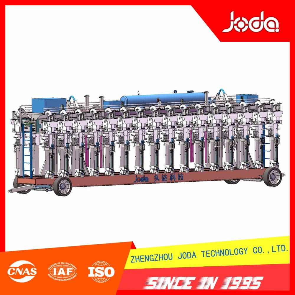 Joda Auto Hidráulico Máquina de Electrólisis De Aluminio Jack Ánodo ...