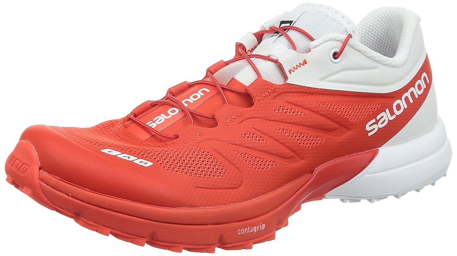 new concept 66d5e c29c3 ... Salomon S-Lab Sense 4 Ultra Running Shoe - Men s Racing Red 9 ...
