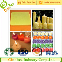 Candle wax from professional China Beeswax supplier