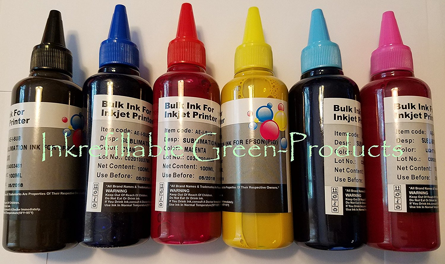 Cheap Epson 1400 Pigment Find Deals On Line At Fast Print Black 100ml Dye Based Photo Premium Get Quotations Green Products 6 X Total 600ml Sublimation Ink For Artisan