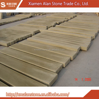 Wholesale High Quality Beige Yellow Sandstone