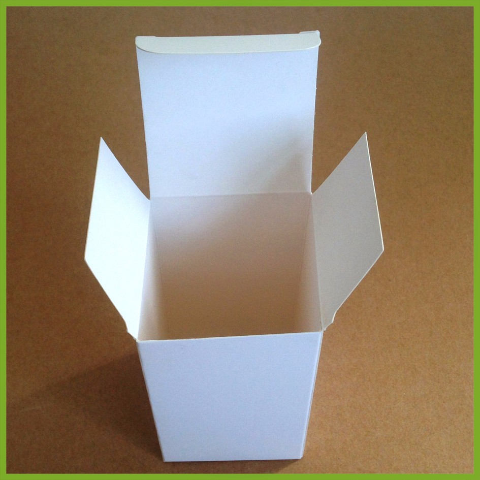 facile pliage carton lampe emballage boîte de configuration avec