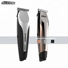 Amazon Hot Sale Deluxe Professional Electric Hair Clippers Rechargeable Hair Clipper Trimmer Lightweight Hair Clipper