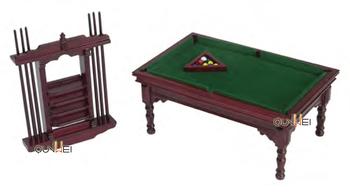 Mini Billiard Ball Snooker Tabletop Pool Table Top Desktop Game Set Toy For  Kid
