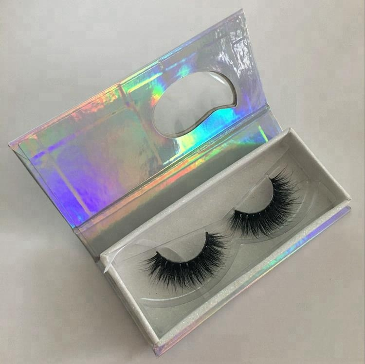 Alibaba Wholesale Private Label Wimpern Box 100% Nerz Wimpern Premium Strip Wimpern