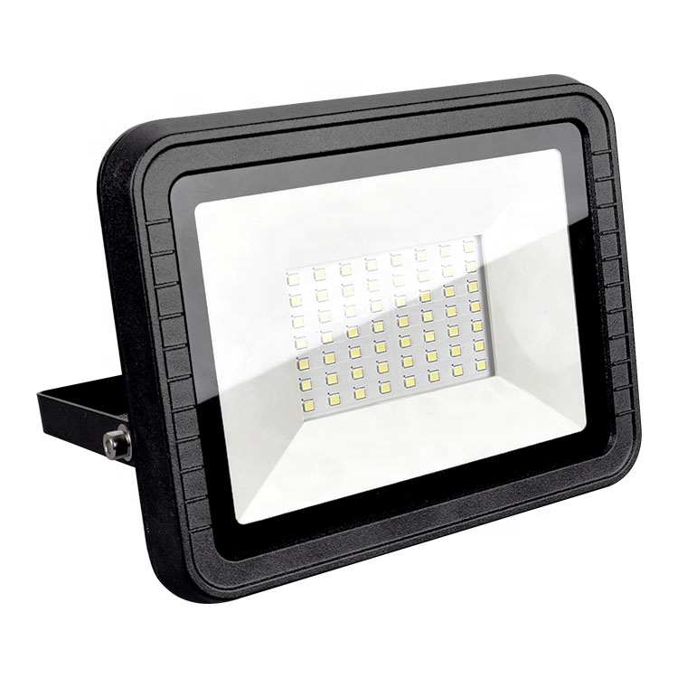 Ispot Aluminium Body 10W 20W 30W 50W Flood Led Licht, tuin IP65 Smd Overstroming Licht, Slim 100W Led Flood Light Outdoor