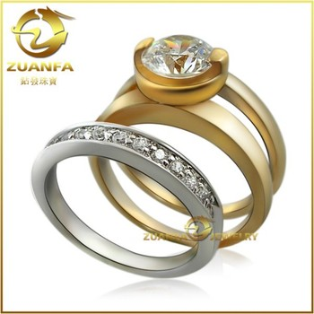 18 Carat Yewlo Gold 24k Wedding Rings With The Price