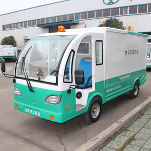 Ecar - Small 2 Seater Electric Cargo Truck