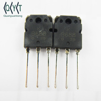 Low Cost TO-3P PNP Power Transistor 2SB688 B688 ( 2SD718 D718 )