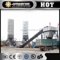 XCMG 800 T/h XC800 Mobile Concrete Batching Plant On Sale