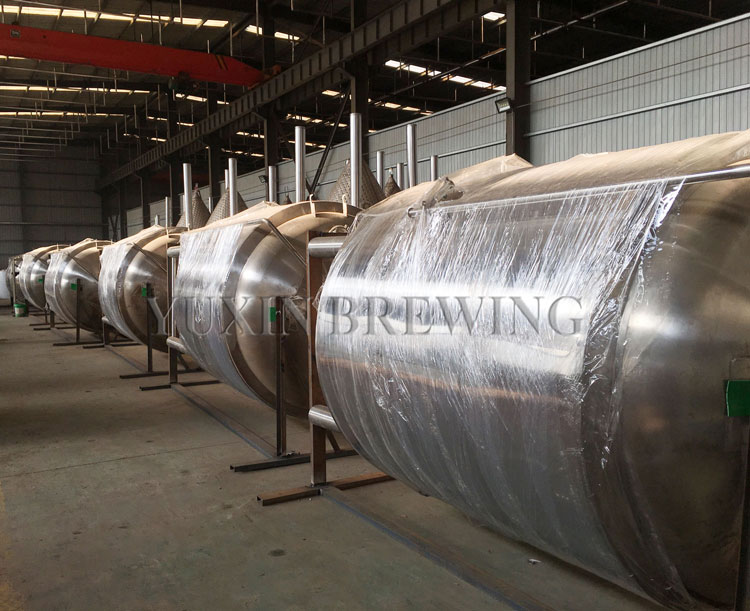 High Quality 2000L Stainless Steel Beer Fermentation Tank