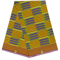 woven real wax guaranteed factory directly price ankara wax fabric 100% cotton african print fabric