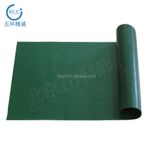 Strong pvc coated tarpaulin fabric with different sizes
