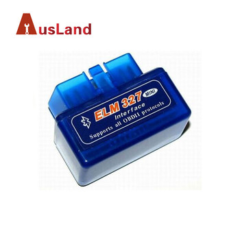 2017 Hot Selling New Mini Elm327 Interface V1 5 Bluetooth Obd2 Free Obd2  Software Elm327 Interface Supports All Obdii Protocols - Buy Elm327,Mini