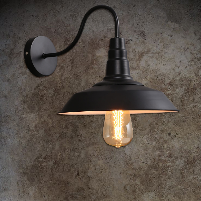 Outdoor Warehouse Light: Aliexpress.com : Buy Loft Vintage Wall Lights For Home