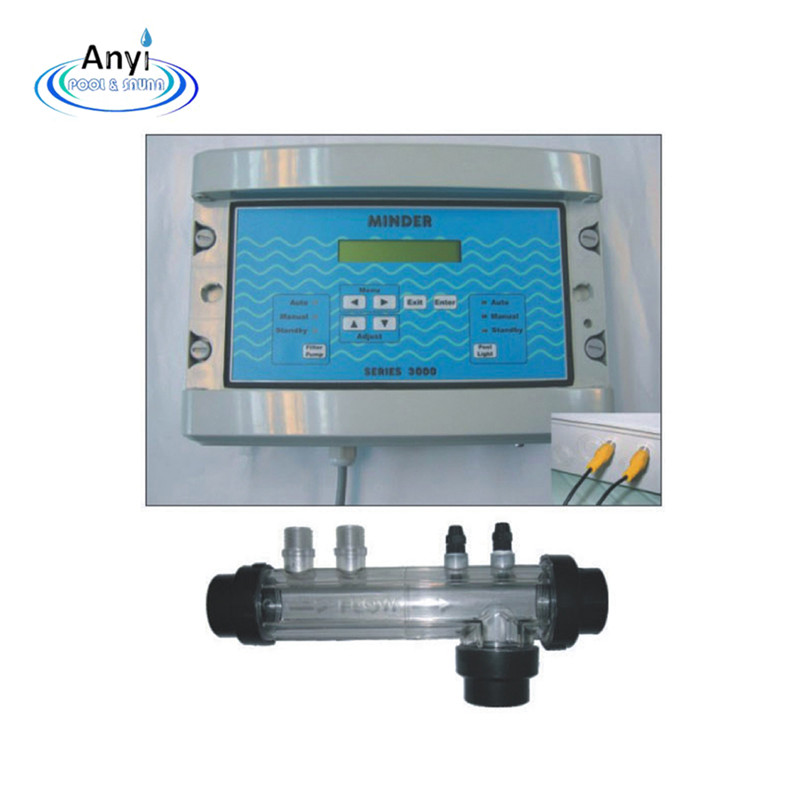 China Supplier High Quality Swimming Pool Water Quality Monitor/Swimming pool Water Chlorine Controller