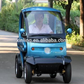Electric Car 2016 New Model 4 Wheel