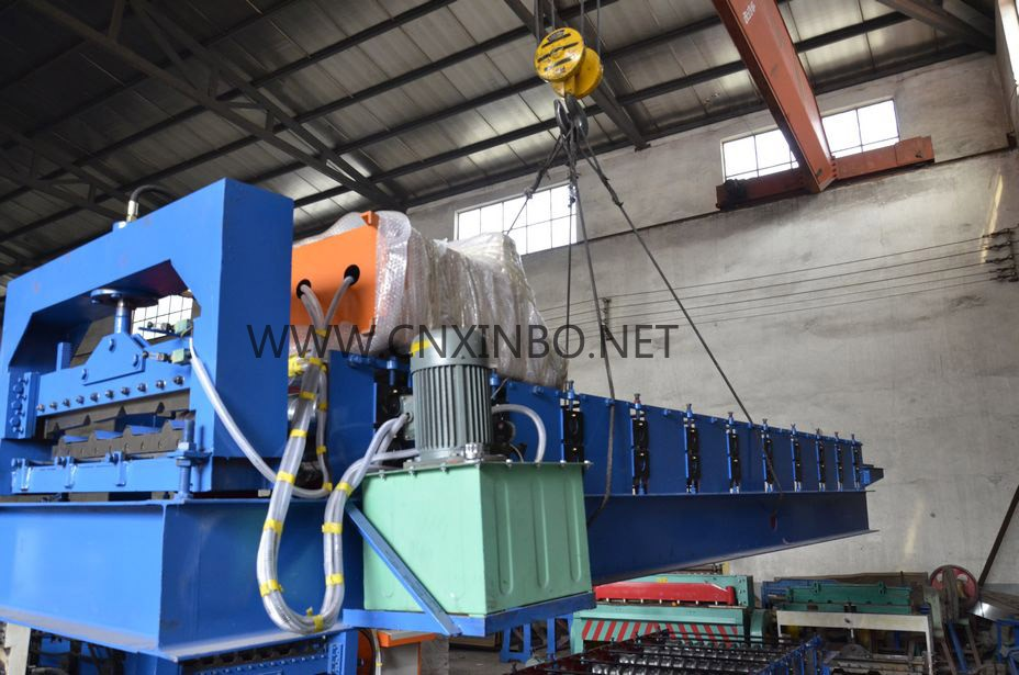 Wall Tile Ceramic Roof Panel Cold Forming Machine Buy