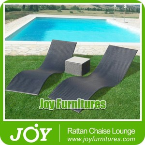 Hot Selling Swing Pool Sun Loungers for Sale