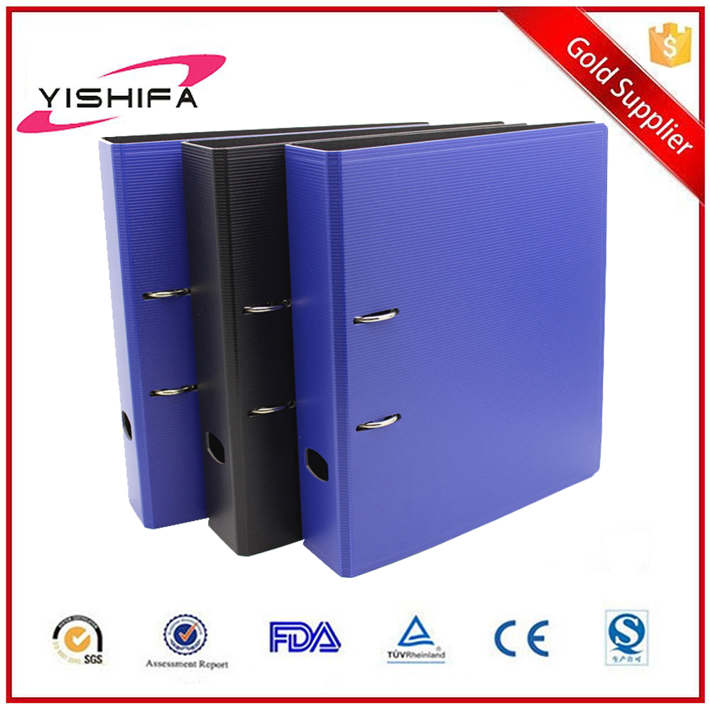 Eco-friendly PP Lever arch file ,arch binder, file folder WITH high quality A4 size