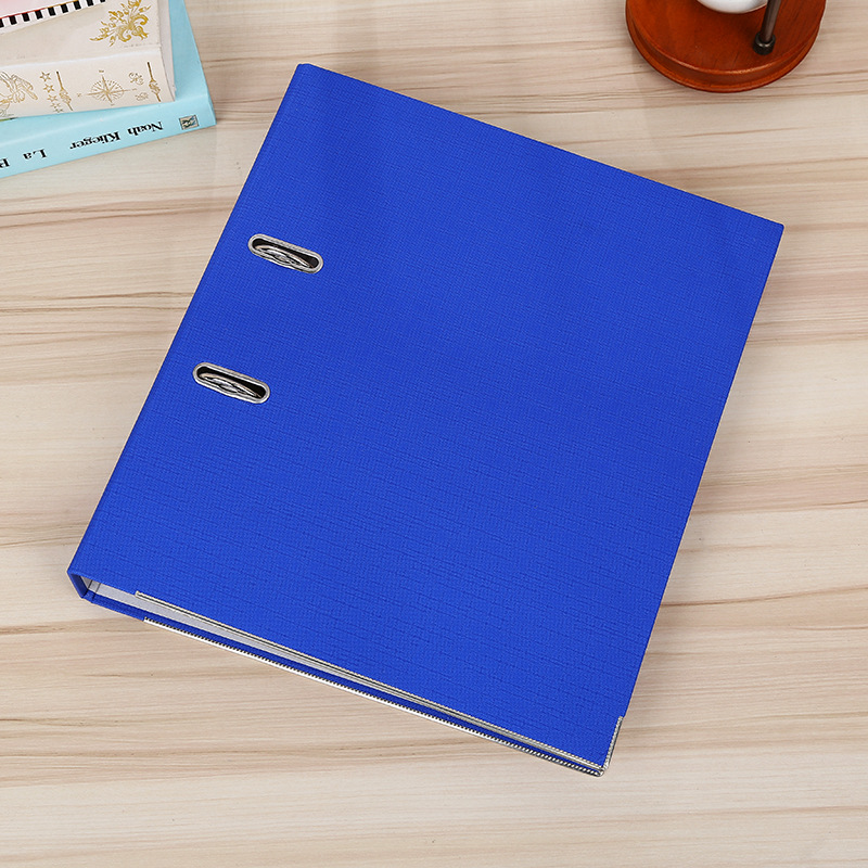 Wholesale a4 size hardboard lever arch file office school document file folder 2 inch a4 lever arch file