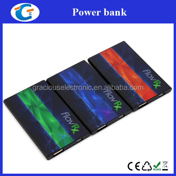 Promotive Gift High End Card Mobile Power Slim Powerbank