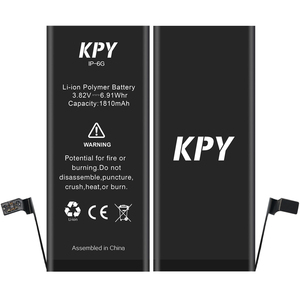 High capacity battery for iphone 6, for iphone 6 battery replacement, for iphone 6 battery original