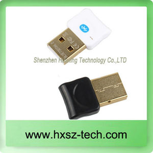 CSR Chip Portable Mini Connect Version 4.0 USB Bluetooth Adapter Laptop