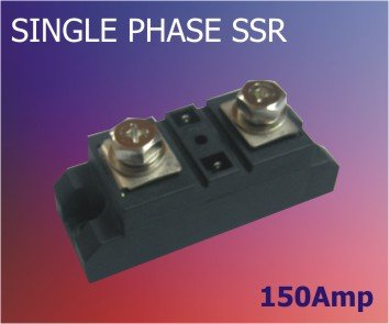 150Amp SSR for capacitor switching
