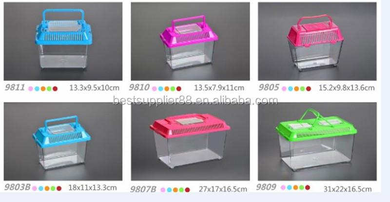 Cheap Small Plastic Tanks For Fish Turtles Lizards Plastic Fish ...