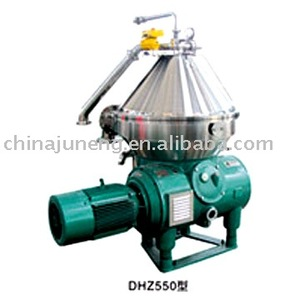 Automatic Slag Discharge Vegetable Disc Bowl Centrifugal Separator