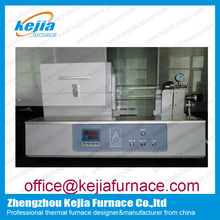 Compact Rapid Thermal Processing with quartz tube CVD Tube Furnace