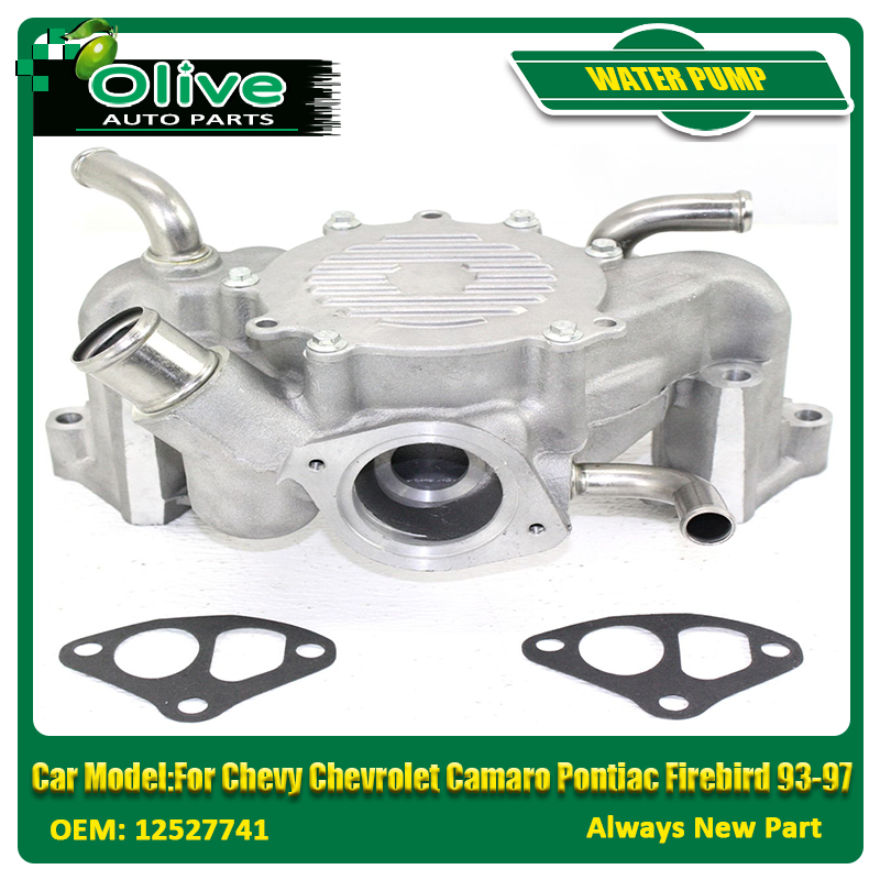 Engine Water Pump 95-05 Cadillac Oldsmobile Pontiac 4.0L 4.6L DOHC V8 Northstar