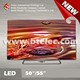 Latest led TV china manufacturer bulk tv sales 50 inch led tv