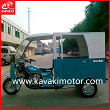 Luxury 3 Wheel Taxi / Tricycle For Passenger