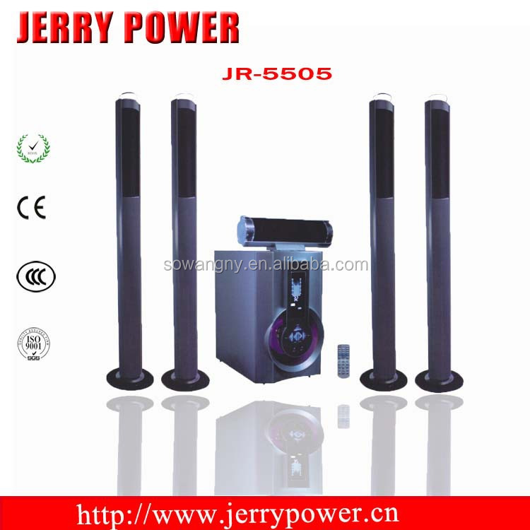 OEM HIGH-END Guangzhou 5.1 tower home theater speaker/5.1 home theater speaker with high quality ! GUANGZHOU SUPPLIER