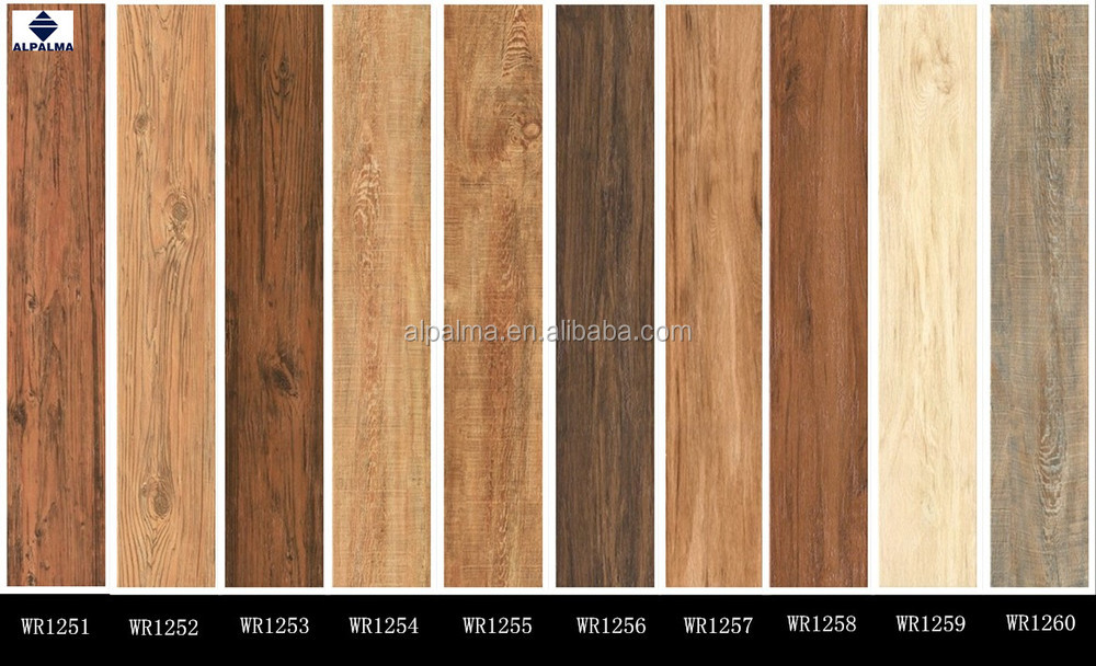High quality wood tile vitrified tiles prices balcony floor tiles ...